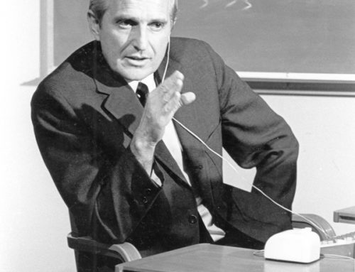 Conversations with Douglas Engelbart